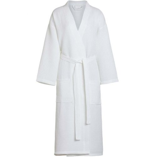 Bath Robe Poly-Cotton Waffle Weave