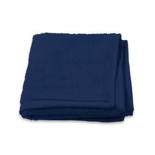 Face Cloth 30x30 32gm Navy