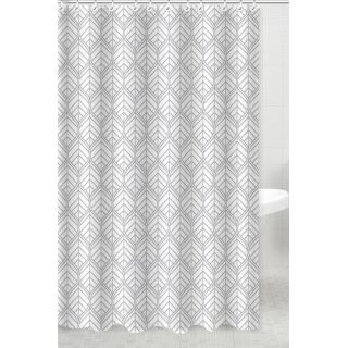 Shower Curtain Geometric