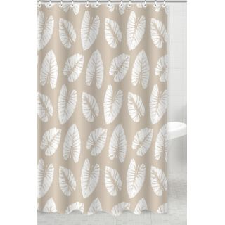 Shower Curtain 180x180 Leaf