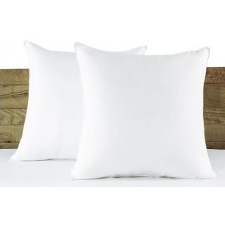 Pillow Euro 65x65-850gm White