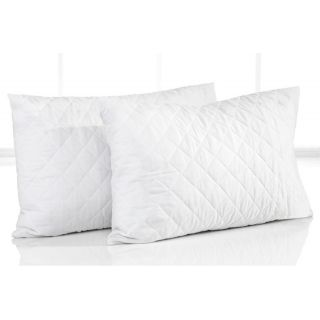 Pillow Protector Quilted W-P