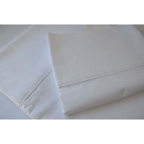 Pillowcase Percale Piped-Cuffed