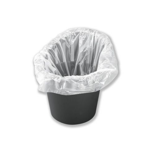 Rubbish Bag Bin Liner White-50