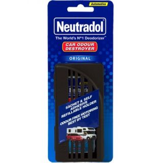 Neutradol Car Sachet Holder